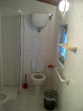 Il Pornelleto: bathroom