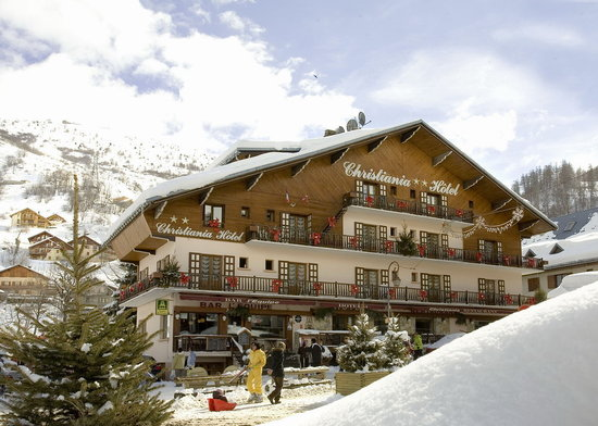 Valloire, France: hotel