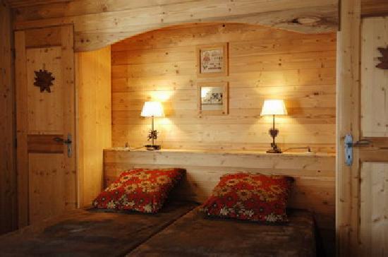 Hôtel Christiania : chambre