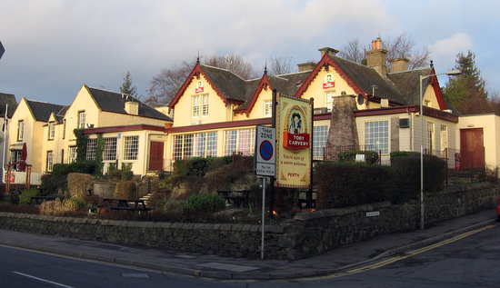 Toby Carvery Isle of Skye in Perth