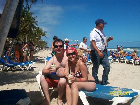 Hesperia Playa El Agua : playa el agua