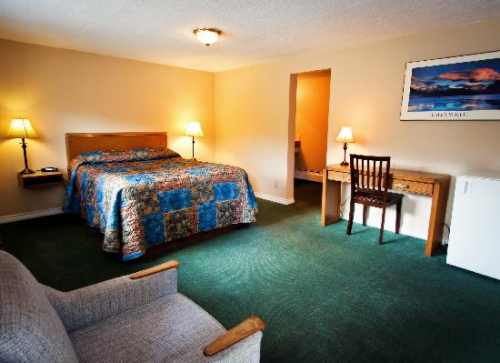 Villa Motel: Standard Guest Room