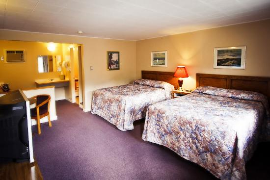 Villa Motel: Standard Double Double