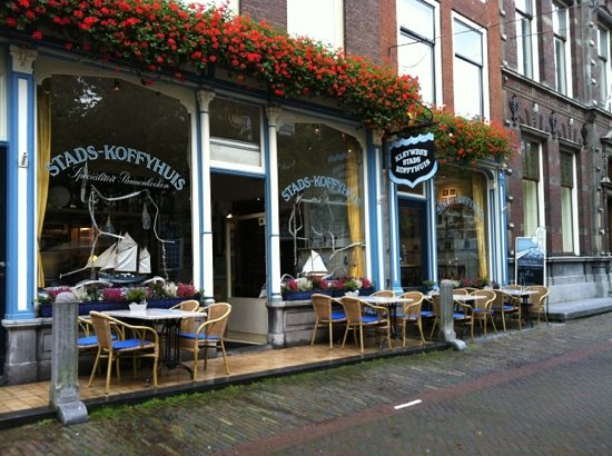Stads-Koffyhuis Delft