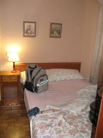 Hospedaje Romero: bedroom