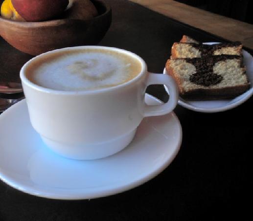 Isla Morena: Espress Coffee