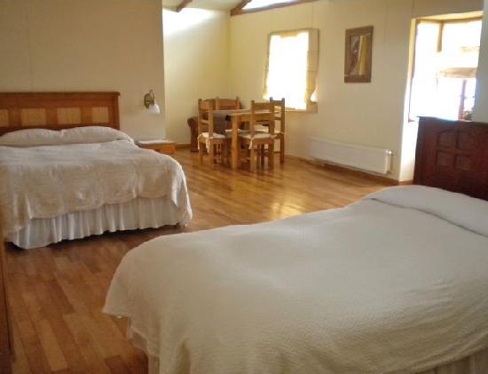 Isla Morena: Quad Room