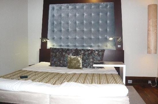 Klaus K Hotel: Comfy bed