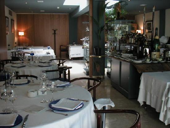 Hotel Calasanz: Restaurant