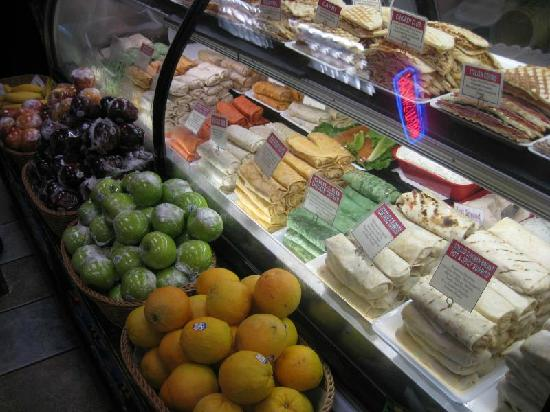 Cafe Cranberry : Selections at Cranberry Deli