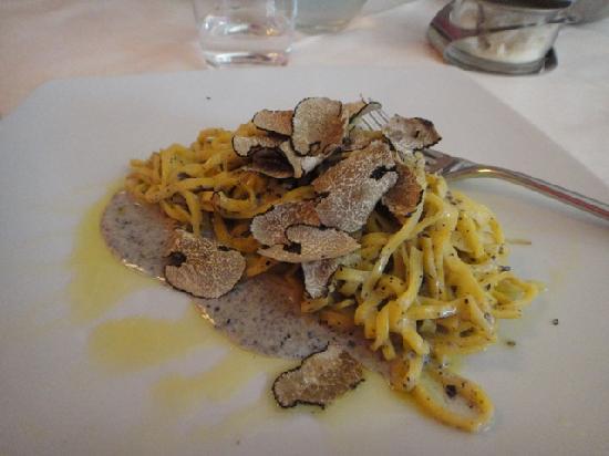 Enoteca Ristorante Gallo Nero: my lunch