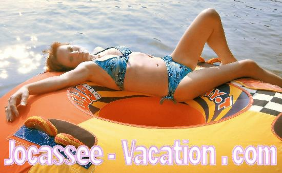 เซาท์แคโรไลนา: Find Your Place in the Sun at Lake Jocassee