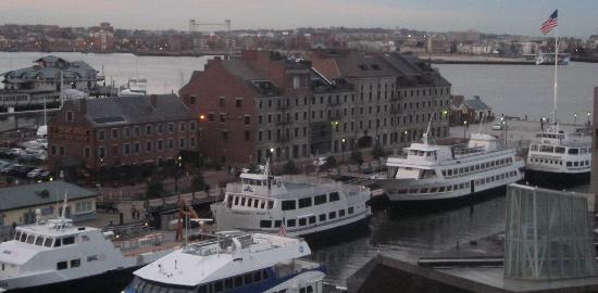Boston Urban Adventures : Long Wharf Boston