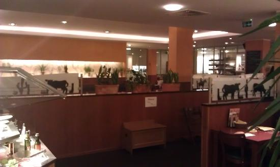Maredo Restaurant: Gastraum