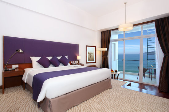 Novotel Nha Trang: Suite bed room
