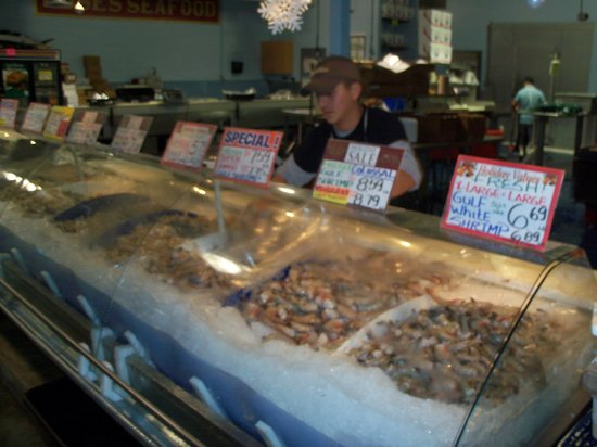 Rose's Seafood, Inc.: The Shrimp Isle