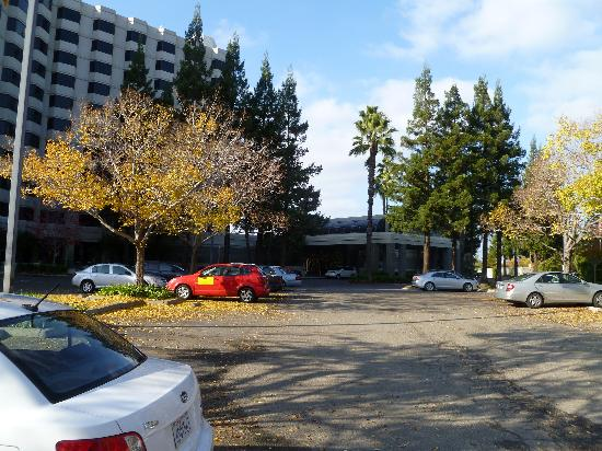 Sacramento Marriott Rancho Cordova: The quiet side