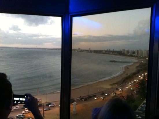La Vista: vistado elevador panoramico