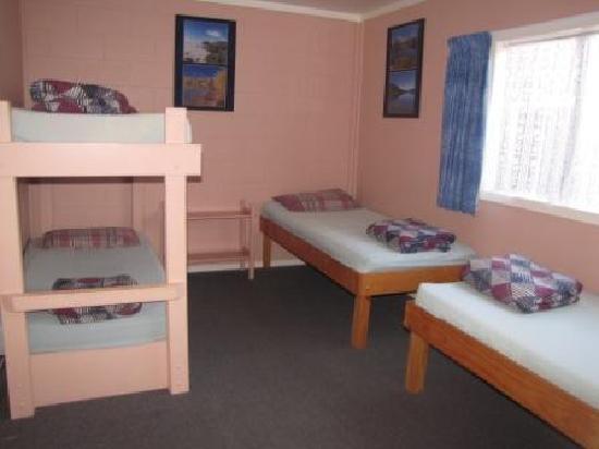 Mayfair Lodge: Dorm Room - sleeps 4