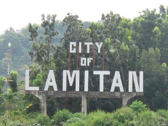 Mindanao, Filipiny: Lamitan City, Basilan