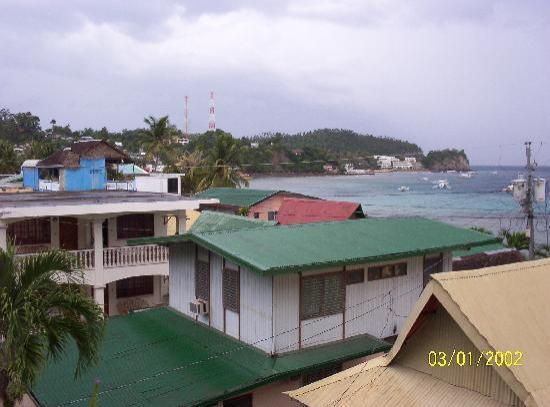 Seashore Beach Resort: View from Balcony of room