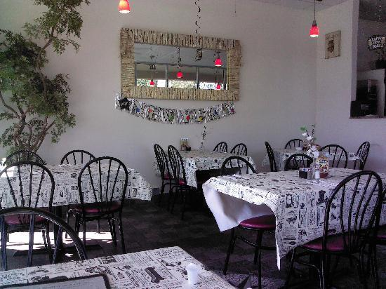 NewsStand Cafe and Catering: Dining Room