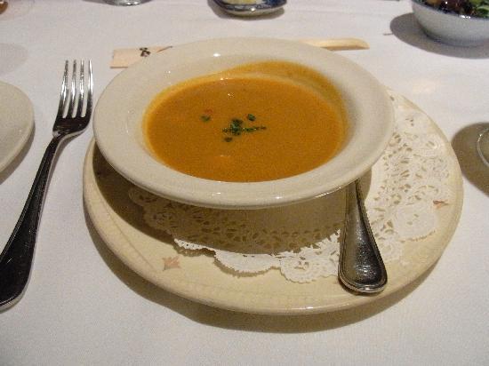 Maison Akira: お弁当に付いてきたスープ