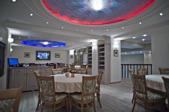 Frapolli: Restaurant
