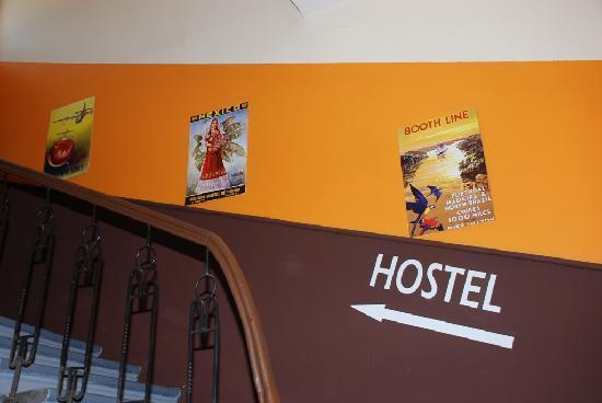 Hostel Central Station : Entrance