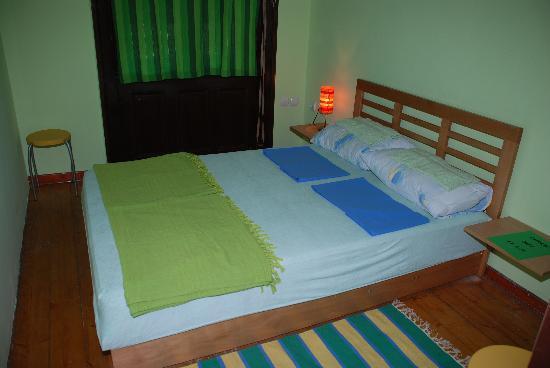 Hostel Central Station : My room