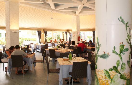 Sporting Club: ristorante interno