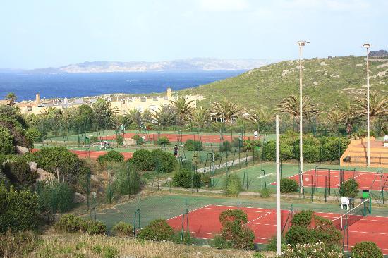 Marmorata Village : centro sportivo