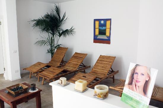 Costanza Beach Club: centro benessere