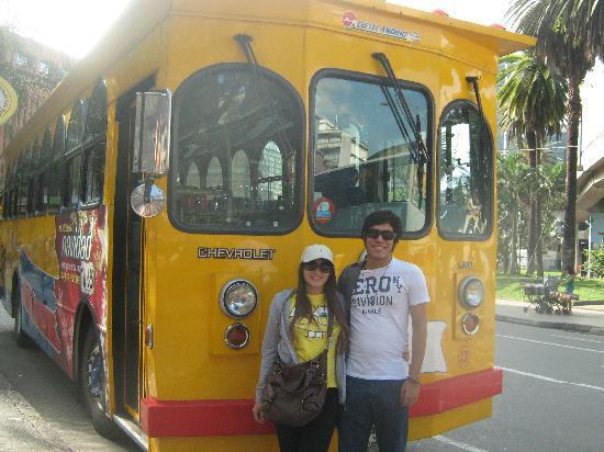 Turibus Colombia: turibus = medellín