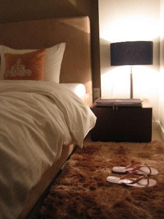 Platinum Residence: camera da letto