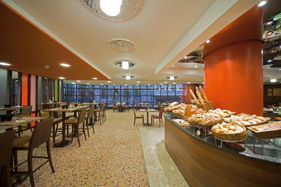 Buffet Breakfast Picture Of Mercure Budapest City Center
