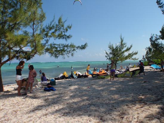 Kitesurf Cayman, Barkers Point