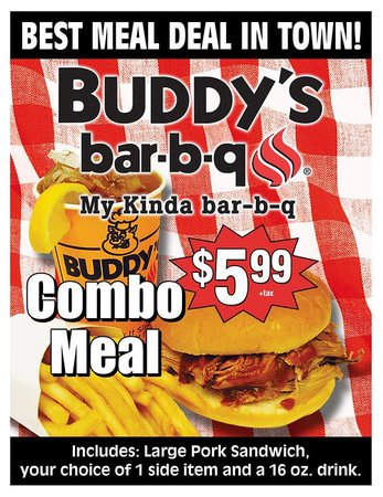 Buddy's Bar-B-Q Restaurant