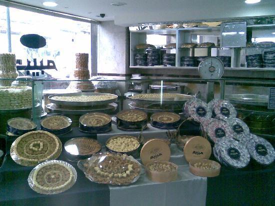Habibah Sweets: Habibeh sweets