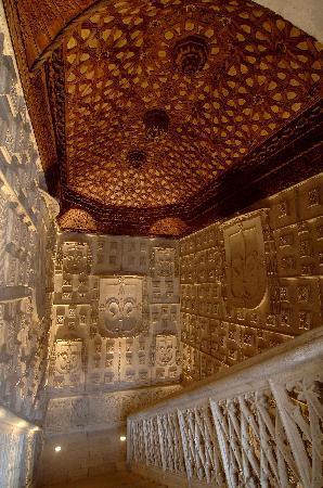 Museo Nacional de Escultura : Escalera del Museo