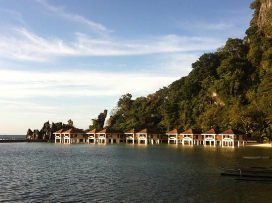 El Nido Resorts Lagen Island: villas