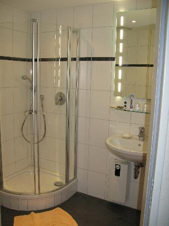 Rheinterrassen Hotel: bathroom