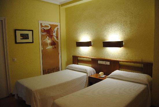 Hotel Pedro Torres : HABITACION DOBLE