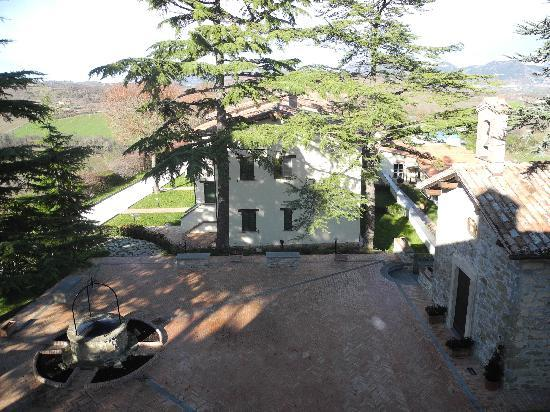 Coldimolino Country House: Affaccio