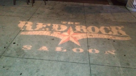 ‪Red Rock Saloon‬