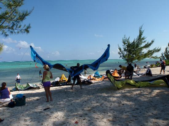 Barkers Point with Kitesurf Cayman