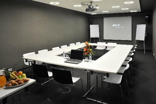 ‪‪Design Metropol Hotel Prague‬: Meeting room‬
