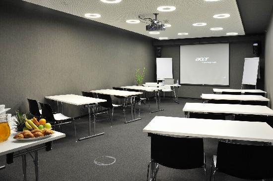 Design Metropol Hotel Prague: Meeting room