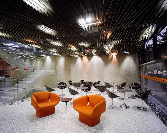 Design Metropol Hotel Prague: Lobby