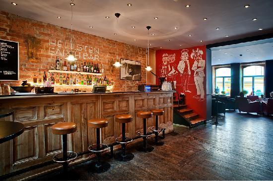 Hotel Hellsten: Hotel Bar
